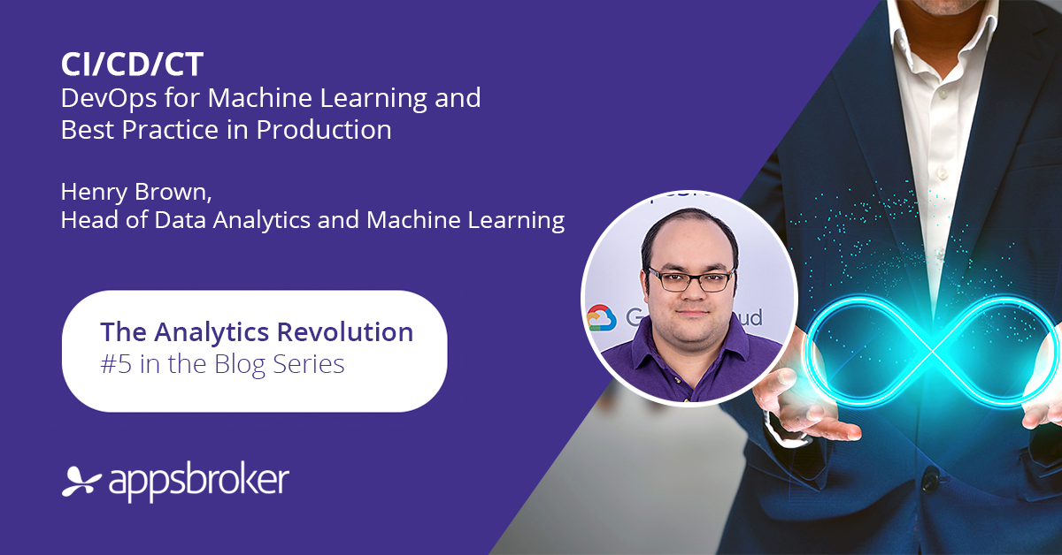 CI/CD/CT - DevOps for Machine Learning and Best Practice in Production