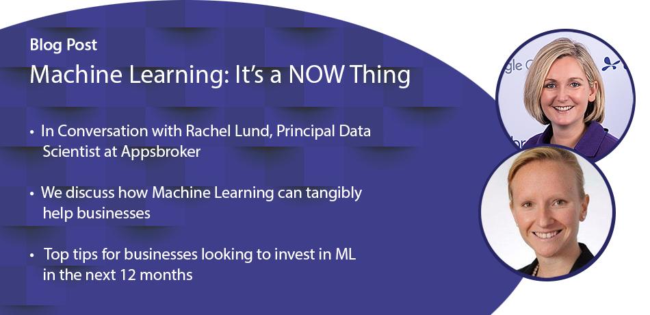 Appsbroker Machine Learning and AI