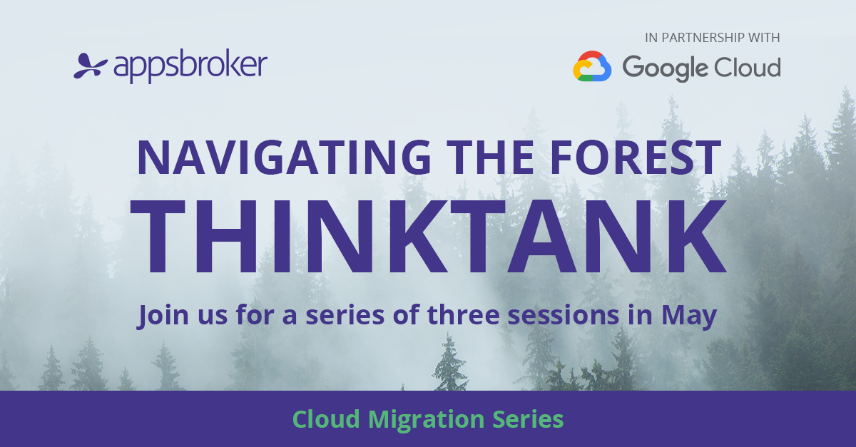 Cloud Migration Think Tank Series: Navigating the Forest